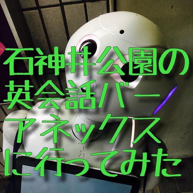 【体験】石神井公園の初心者向け英会話カフェ、アネックスでたかゆきが行く